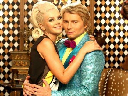 Натали и Николай Басков