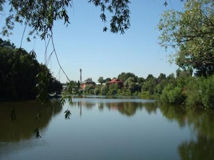 Самаринский пруд