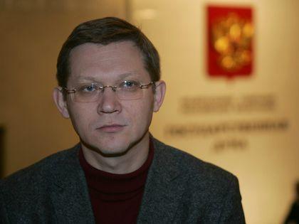 Политик Владимир Рыжков