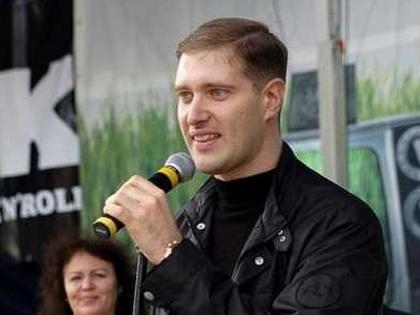 Антон Палеев