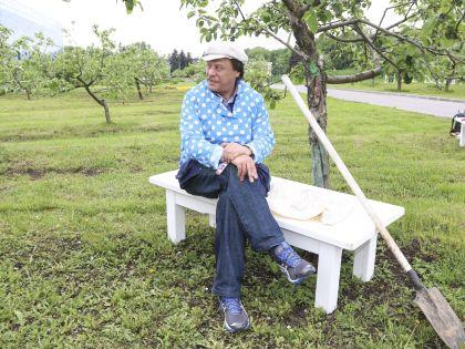 Михаил Барщевский — первый парень на деревне у черешневого леса