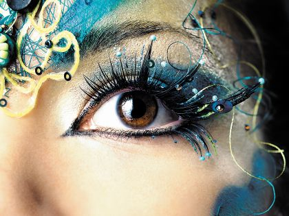 Сделайте магический макияж