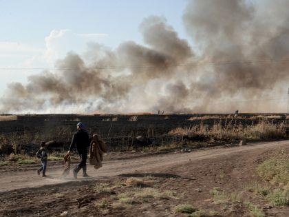 С начала операции России в Сирии территория ИГИЛ расширилась