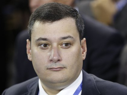 Александр Хинштейн, депутат Госдумы