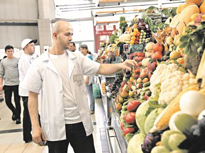 Заменить турецкие фрукты и овощи уже готовы Египет, Марокко и Греция