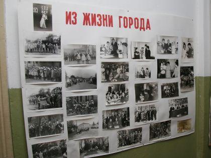 История города в фотографиях