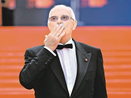 «Хозяин» кинофестиваля Никита Михалков