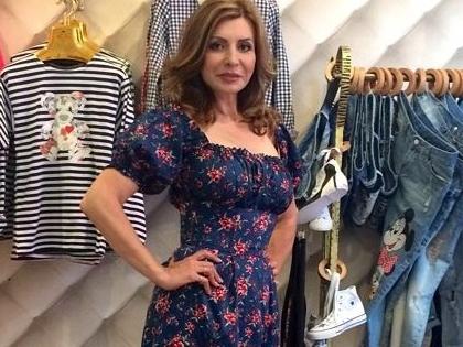 Ирина Агибалова: У меня в гардеробе более 300 платьев
