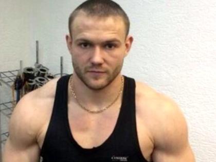 Антон Кривошеев был чемпионом мира по карате кекусинкай