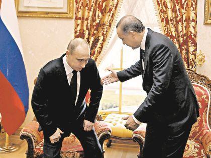 Внешнее благополучие общения Путина и Эрдогана было обманчиво: судя по верным признакам, отношения испортились гораздо раньше