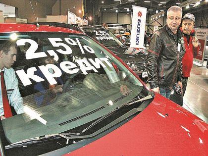 Автомобилистов пытаются развести на автокредиты