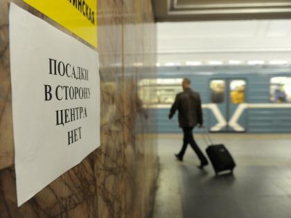 Некоторые станции Замоскворецкой линии метро будут закрыты