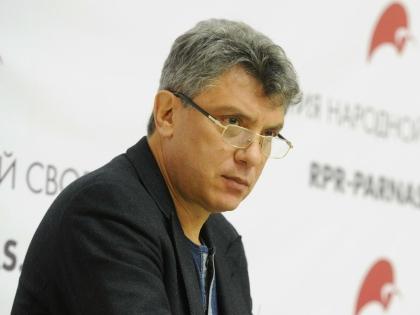 Борис Немцов был убит вечером, 27 февраля, в центре Москвы