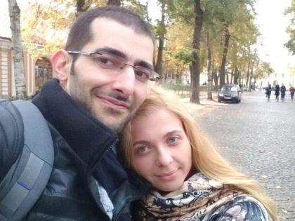 Ирина Бабыкина с возлюбленным