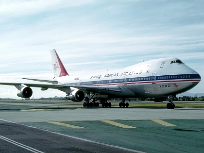 Boeing 747-230B