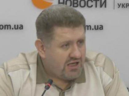 Украинский политолог Константин Бондаренко
