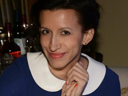 """Борщева считает, что имя """"Ума"""" хорошо сочетается с отчеством """"Валерьевна"""""""