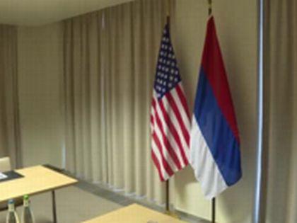 Американские специалисты перевернули российский флаг