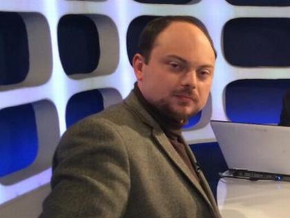 Владимира Кара-Мурза — младший
