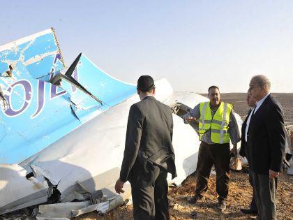 На месте трагедии в Египте