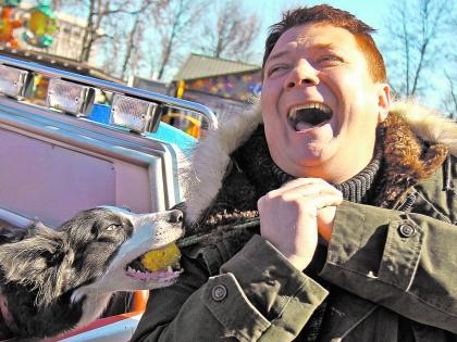 Актер Ян Цапник
