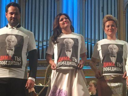 Ильдар Абдразаков, Анна Нетребко, Екатерина Губанова