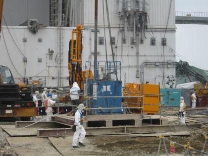 515 кг загрязнённой радиоактивными веществами почвы оказались во дворе жилища