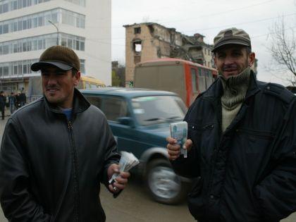 В Грозном проживает всего 9% бедняков