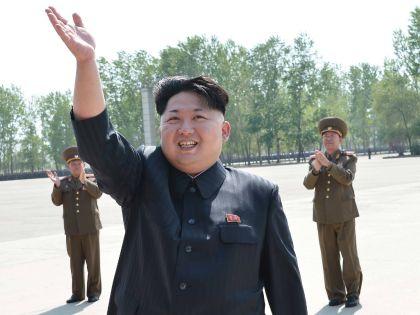 Руководитель Северной Кореи отправил Владимиру Путину поздравительную телеграмму
