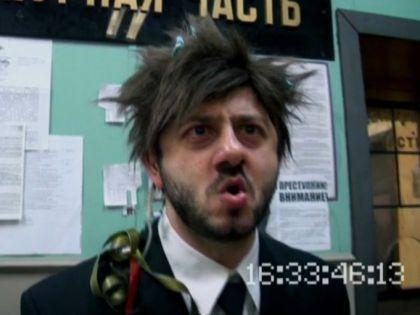 Александр Бородач теперь герой отдельного сериала