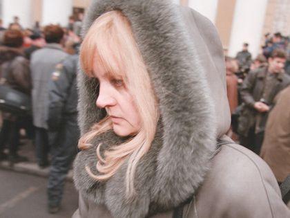Глава комиссии по правам человека Элла Памфилова