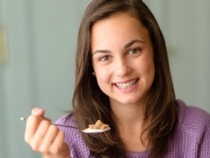 В борьбе с лишним весом вам поможет дробное питание по 4-5 раз в день