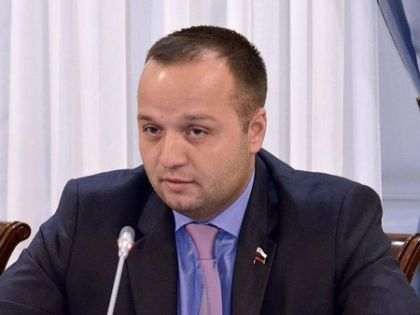 Бывший член Совета Федерации Константин Добрынин