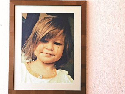 Младшая дочь Грачевского Василиса