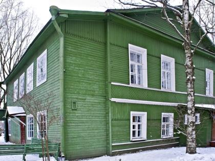 Дом Федора Достоевского