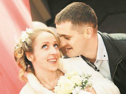 Татьяна Тур с мужем Сергеем Яским