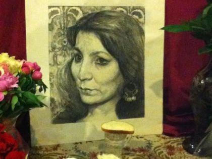 Бекназарова обучалась у Давиташвили в течение трех лет