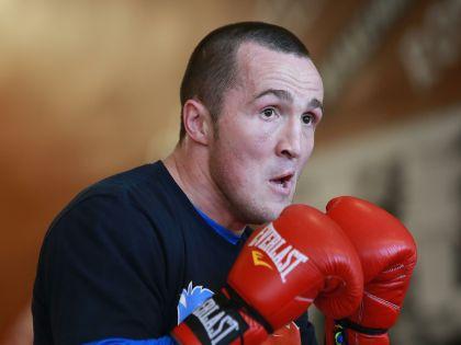 Немножко дзынькнуло, но ничего серьёзного, сказал боксёр по поводу своего нокдауна