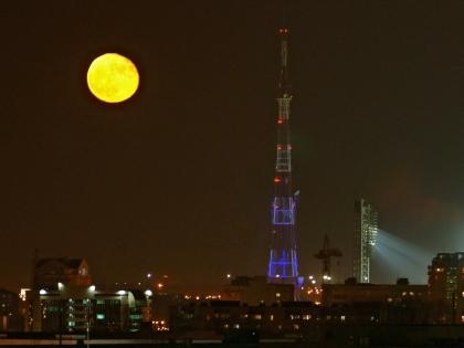 4 апреля Луна станет кроваво-красной на пять минут