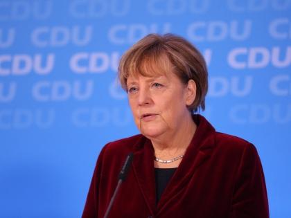 Ангела Меркель заявила, что планирует приехать в Москву 10 мая