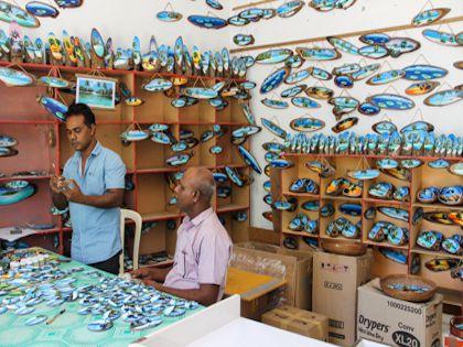 Аборигены мальдивских островов