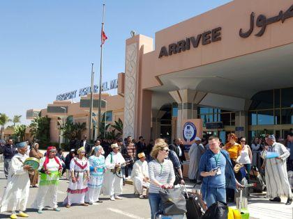 В ходе тура «Я люблю Марокко» страну посетило около 400 человек туроператоров и представителей СМИ