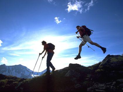 Отличный отдых в горах!