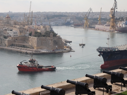 Валетта — столица Мальты