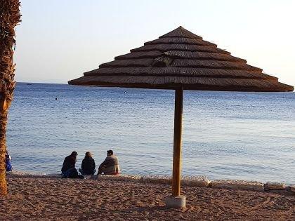 Пляжи курорта зовут к романтике