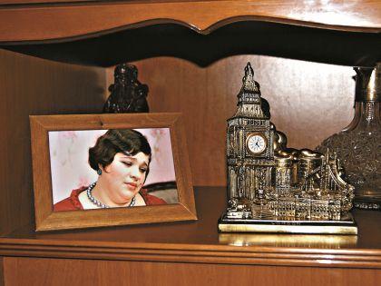 Крачковская пришла к вере, уже будучи взрослой