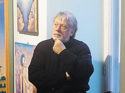 Александр Левшин очарован творчеством Джуны