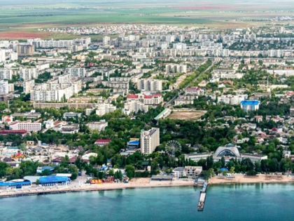 Милионный турист прибывает в Крым