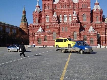 Павел Клюев перевозил микроавтобус из Липецкой области