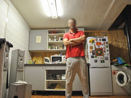 Некоторые гаражи выглядят не хуже, чем квартиры